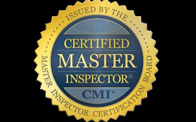 Certified Master Inspector Designation