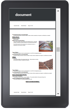What To Do With Your Home Inspection Report