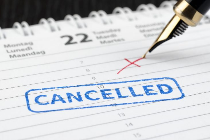 Home Inspection Cancellations